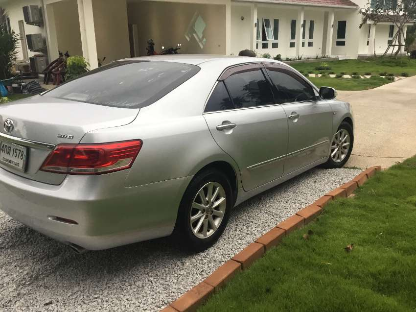 Toyota Camry 2.0 Silver Metallic - Year Dec 2010 - 220.000 KM