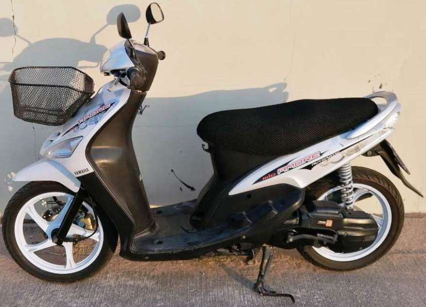 09/2007 Yamaha Mio Amore 16.900 ฿ Finance by shop