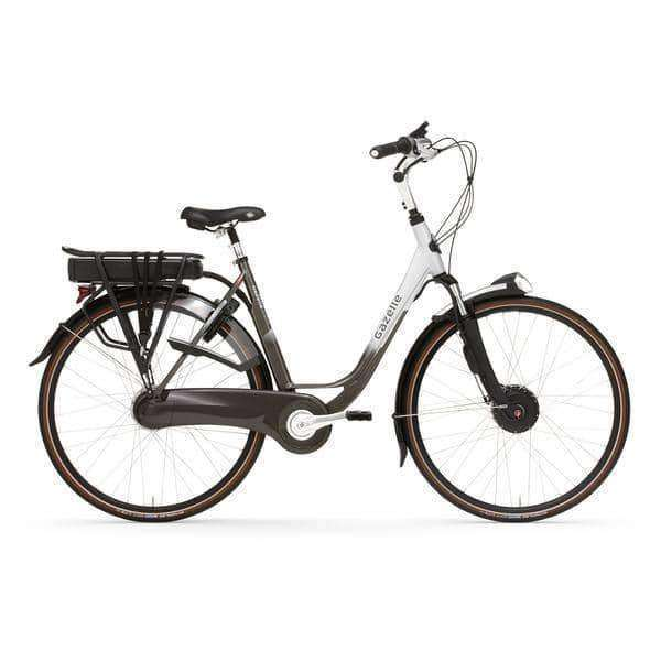 Electric Bike with stepless (NuVinci 330) acceleration