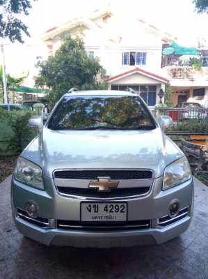 Chevrolet captiva LSX Diesel 2.0 Y2010. sell  for 340,000 baht
