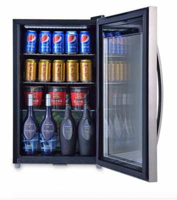 Showcase Beverage cooler ตู้แช่ 1 ประตู ควา Refrigerator