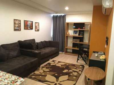(เช่า) FOR RENT RESORTA YEN-AKAT / 1 bedroom / 40 Sqm.**14,000** Fully