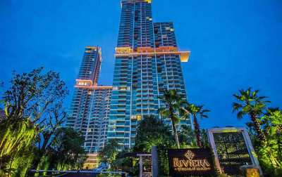 Riviera Wongamat - 1 bedroom