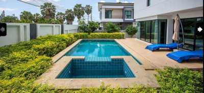 Pool Villa Beachfront Hua Hin
