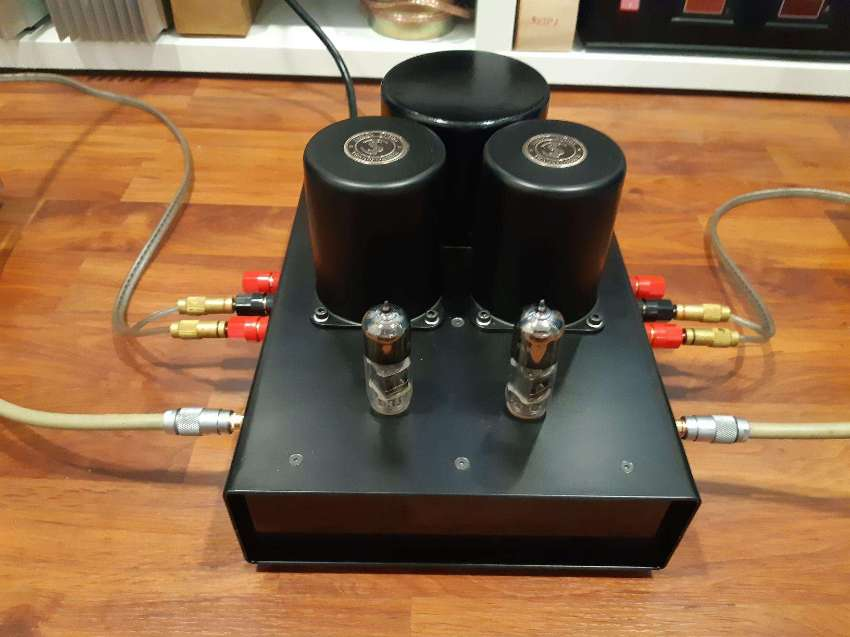 Single End 6E5P Stereo Power Amp for Sale