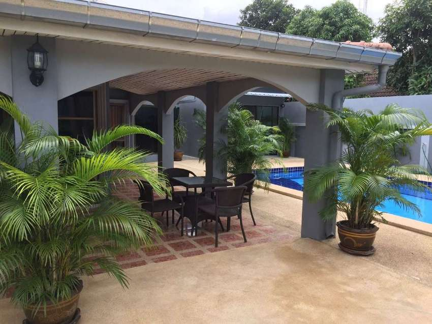 FANTASTIC HOUSE IN EAST PATTAYA WITH PRIVATE POOL FOR RENT
