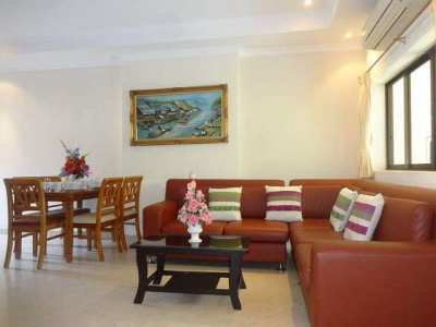 HR1268 4 Bed House For Rent in Pratamnak Hill