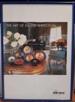 Original Print 50 Years of Seas Speakers Norway 1950 – 2000