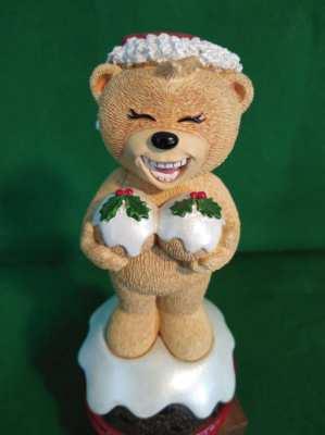 Merry Christmas 'Bad Taste Bear' Collectors item