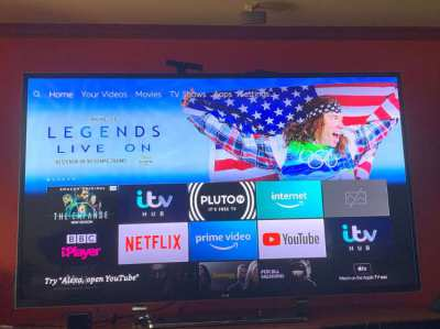 LG 84-inch UD 3D TV, 84LM9600 For sale