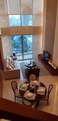 Rent 2 Bedroom The Rajdamri Duplex high floor-Negotiated