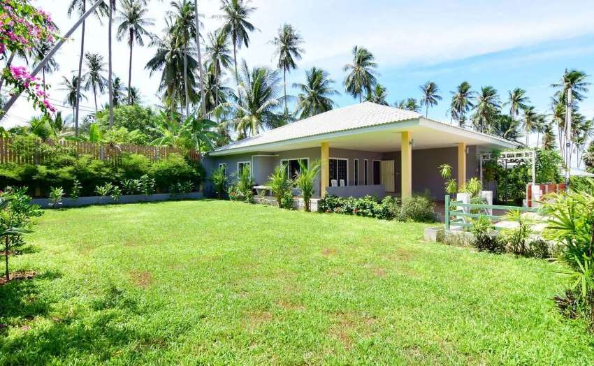 3 BEDROOM HOUSE FOR SALE IN MAENAM.