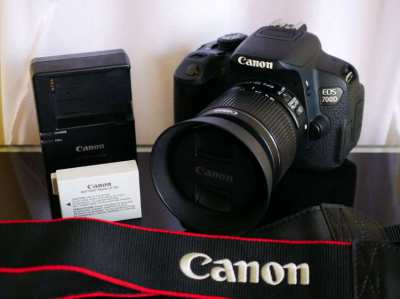 Mint Canon EOS 700D (Rebel T5i, Kiss X7i) Body only