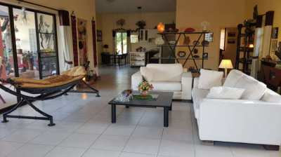 Bungalow  with pool for sale, near Chiang Mai PRICE REDUCED