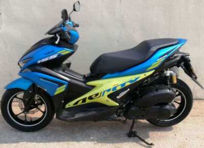 04/2018 Yamaha Aerox 155 49.900 ฿ Finance by shop