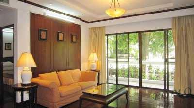 Rental Pet friendly 2 Bedroom Vintage style in Tonson soi,BTS Chidlom