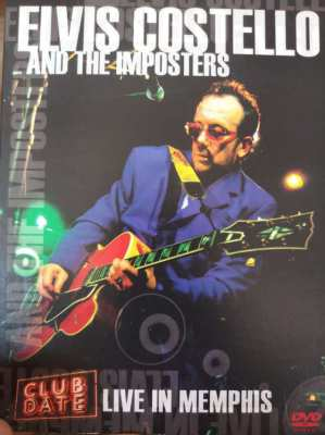 Elvis Costello Live - Original DVD