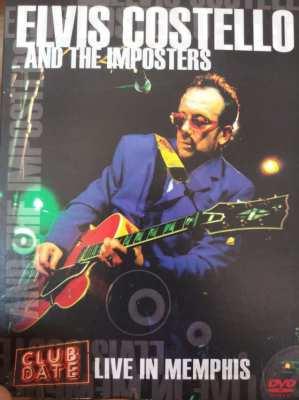 Elvis Costello Live - Original DVD