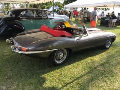 Classic Jaguar Etype
