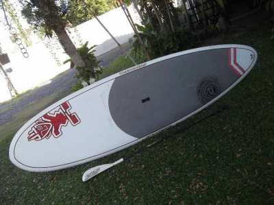 STAND UP PADDLE WHITE