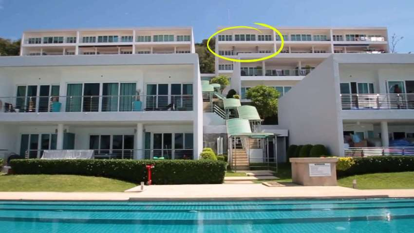 Hot Auction: Stunning 271m² seaview Penthouse 11,95 Mio !!!