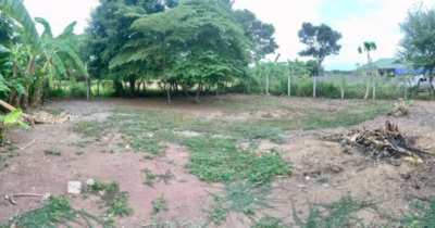 Superb house parcel plot for sale on a housing development in Buriram