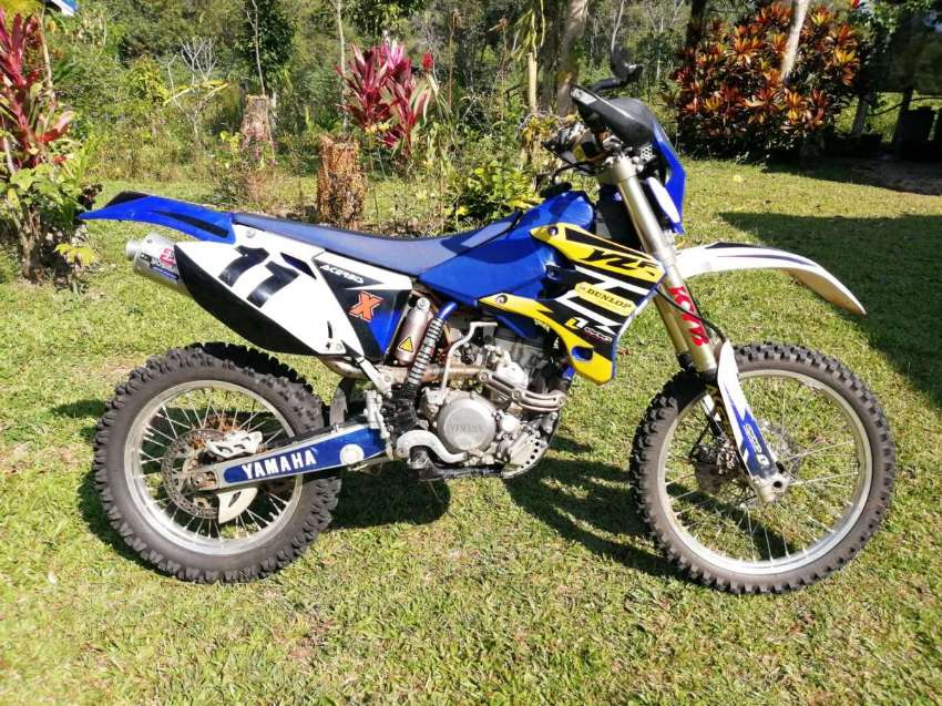 Yamaha WR 250 F for sell