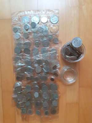 Antique coins ficcionado collector