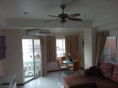 Jomtien Soi7 1 bedroom 2 bathroom corner room