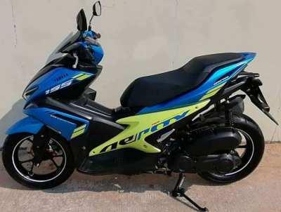 11/2018 Yamaha Aerox 155 49.900 ฿ Finance by shop