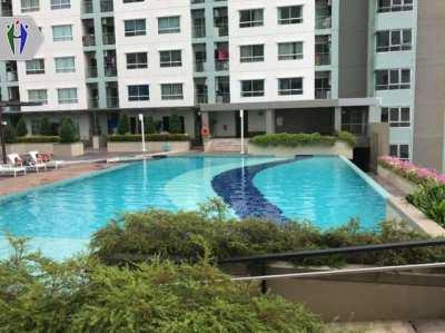 Condo for Rent Next to Jomtien Beach 8,000 baht Pattaya