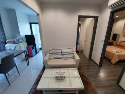 FOR RENT THE RICH SATHORN TAKSIN / 2 beds 1 bath / **20,000**