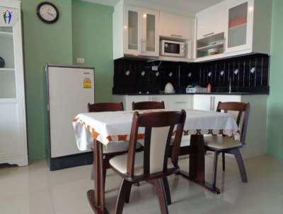 Condo  47 sqm. for Rent  9,000 bath, Big room near market.