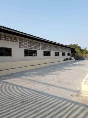 Land , factory 2 buildings , apartments restaurant storage 1 building