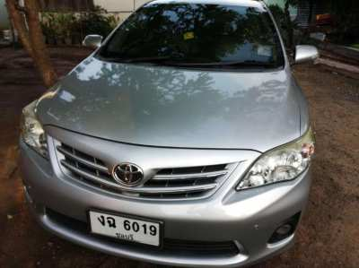2012 Toyota Altis 1.6 CNG and Petrol ( Dual )