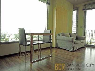 Ceil by Sansiri Luxury Condo Spacious 1 Bedroom Corner Flat for Rent