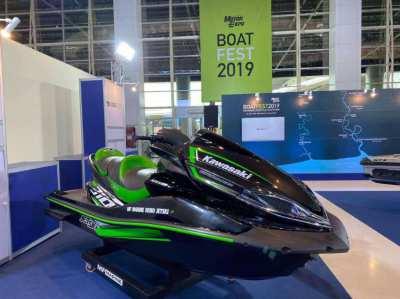 2020 Kawasaki Ultra 310LX 1,500cc