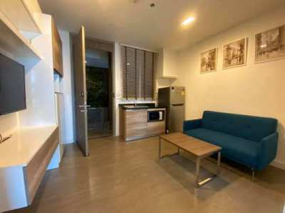 FOR RENT A SPACE ID RAMA 9 / 1 bedroom / 34 Sqm.**16,000**