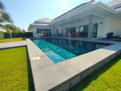 Prestigious  Furnished 3 BR 3 Bath Executive Pool Villa