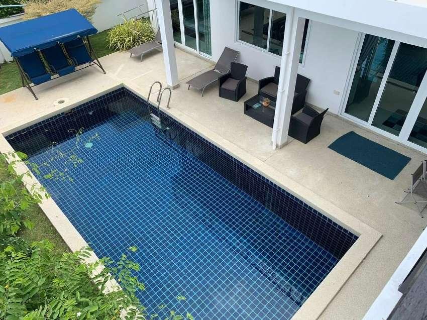4 Bedroom Villa Silver Lake 4.8 Mil Baht
