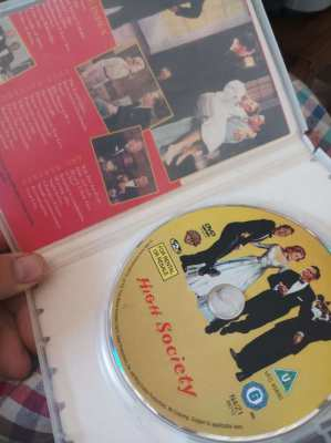 High Society Original DVD