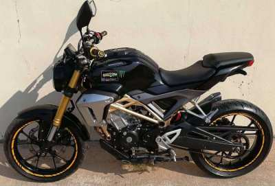 11/2017 Honda CB-150R - - 48.900 ฿ Finance by shop