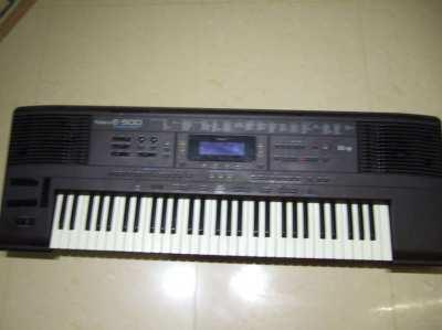 ROLAND KEYBOARD E-500