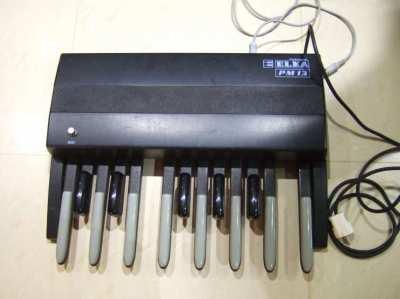 ELKA PN-13 Bass Pedals