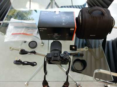 Sony Camera Alpha 7 III Price NEW 75.000.-- THB now only 58.000.-- THB