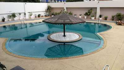 PKCP - Central Pattaya condo for sale 500,000 baht