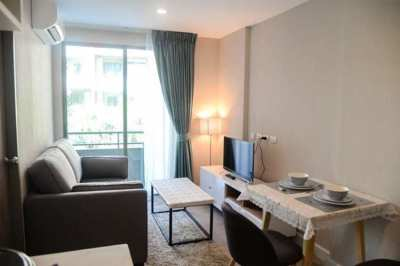 MODERN 1-BEDROOM UNIT in a LOW-RISE LUXURY PROJECT at RATCHADA