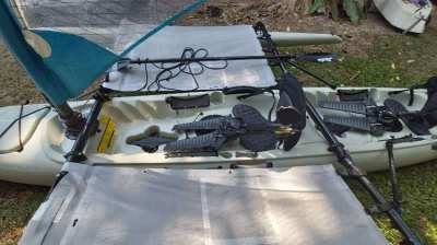 Hobie Islander Ti 2 seater in great condition. Rarely used