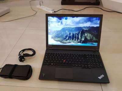 Lenovo Thinkpad Workstation W540 16/256SSD, 15.5, NORDISK
