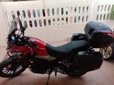 2019 Honda CB500X for sale